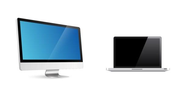 デスクトップとノートパソコンどちらを選ぶべきか
