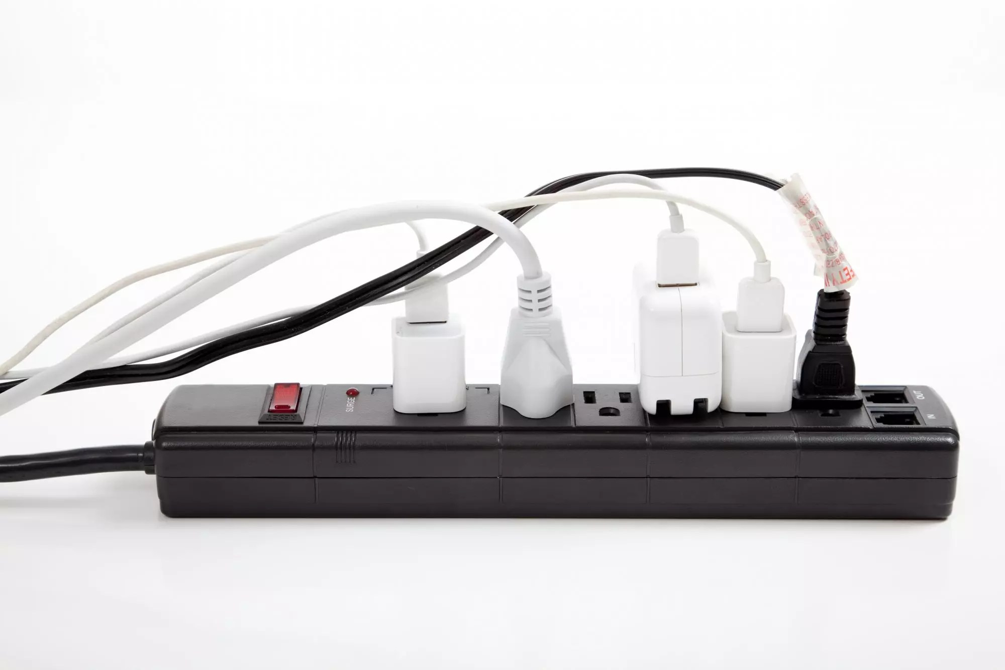 Power Strip Surge Protector On Solar Panel System Wiring Diagram