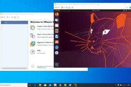 How To Install Ubuntu On Windows Using VMware Workstation