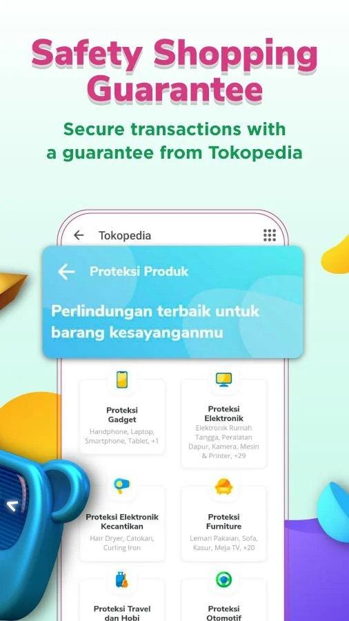 Proteksi Gadget Tokopedia : proteksi, gadget, tokopedia, Tokopedia, YourStack
