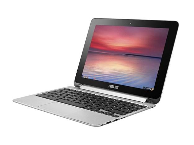 7fca8d9237e66731e7e4080fa357765691f3e497_main_hero_image Manufacturer Refurbished Asus Chromebook Flip C100PA for $199 Android