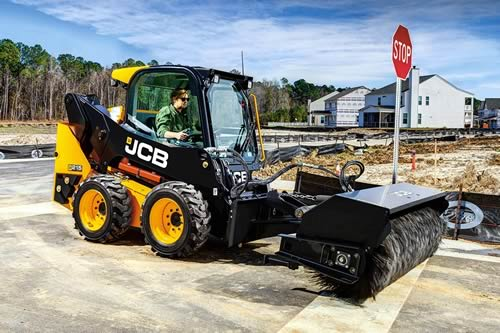 New JCB Skid Steers Offer More Power And Enhanced Capacity