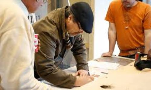 making a home remodeling project more ergonomic