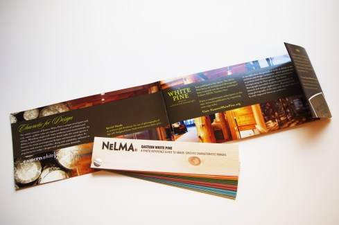 Nelma Swatch Book