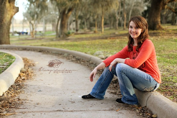 Brazoswood High School Senior Photo: Abigail