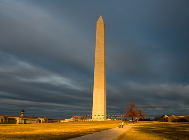 Washington Monument (After), Robin Kent, PhotographybyKent