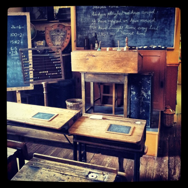 Old class room MK Museum