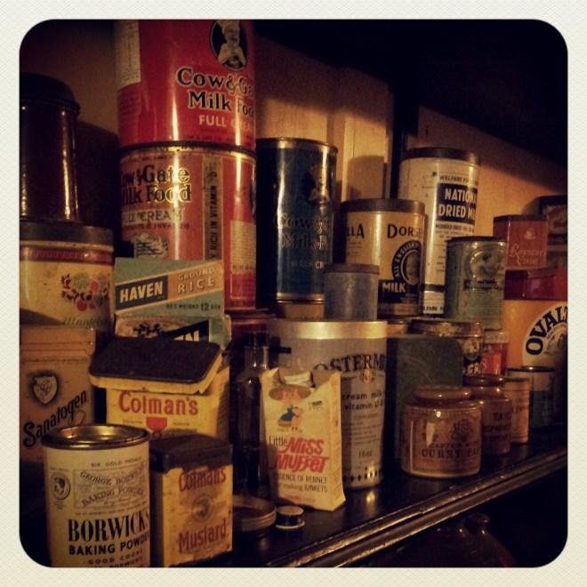 Vintage Pantry - MK Museum