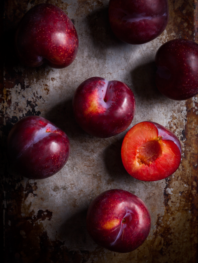 Plums Stacy Grant