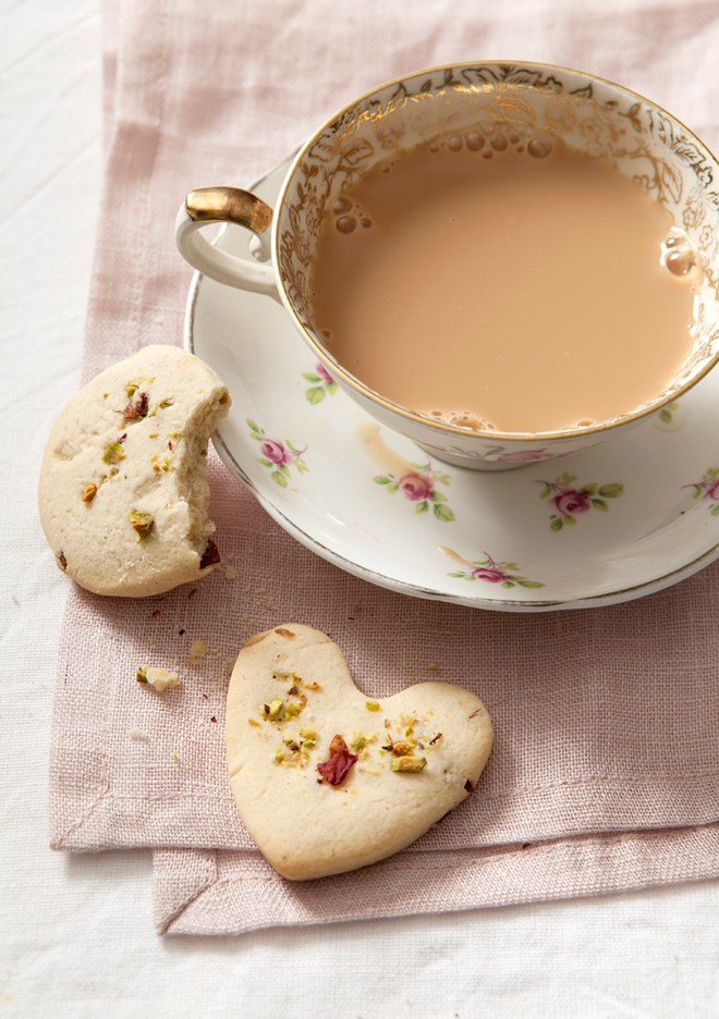 Mothers day biscuits and tea | Stacy Grant