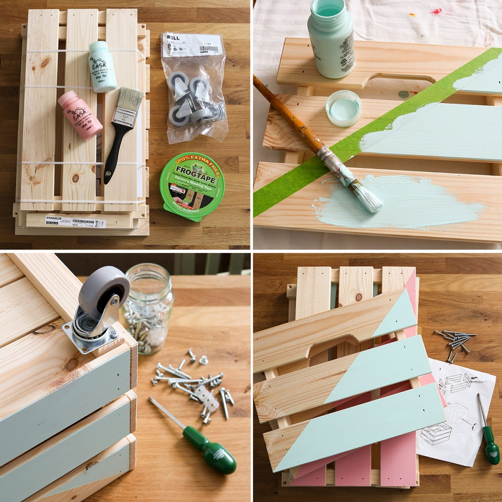 52 Weekends by Stacy Grant | Weekend craft project