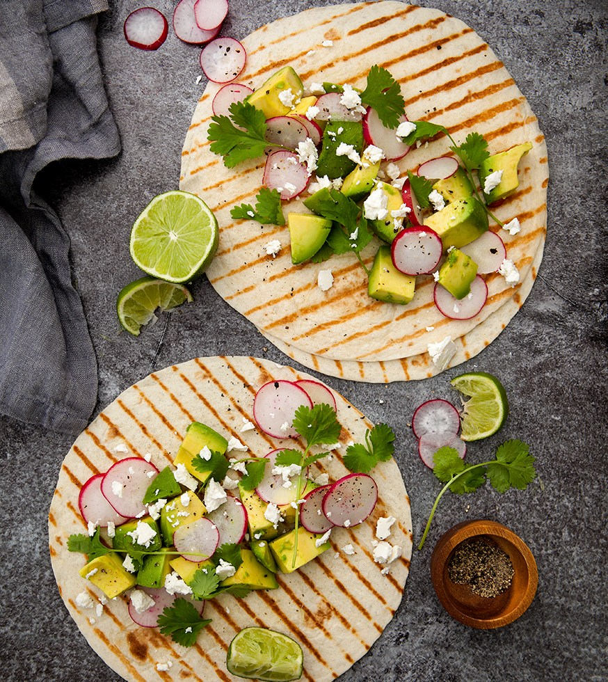 Wraps | Stacy Grant | Food Photographer
