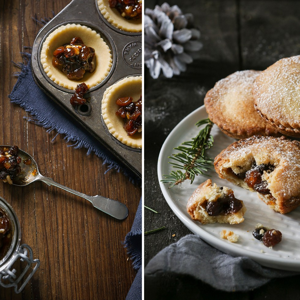 Best Mince Pie Recipe | Stacy Grant food Photography