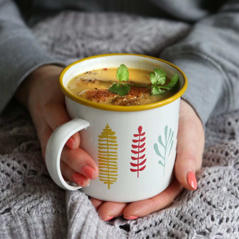 Vegan Soup | Veganuary | Stacy Grant | Food Photographer