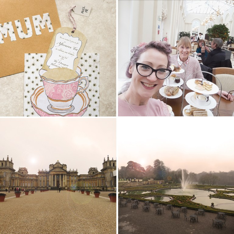 Blenheim Palace | Traditional Afternoon Tea | Invitation | Stacy Grant