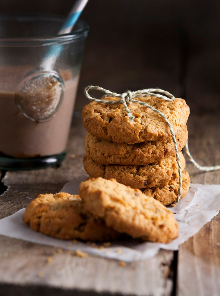 Cookies and chocolate milk | Stacy Grant Food Photography