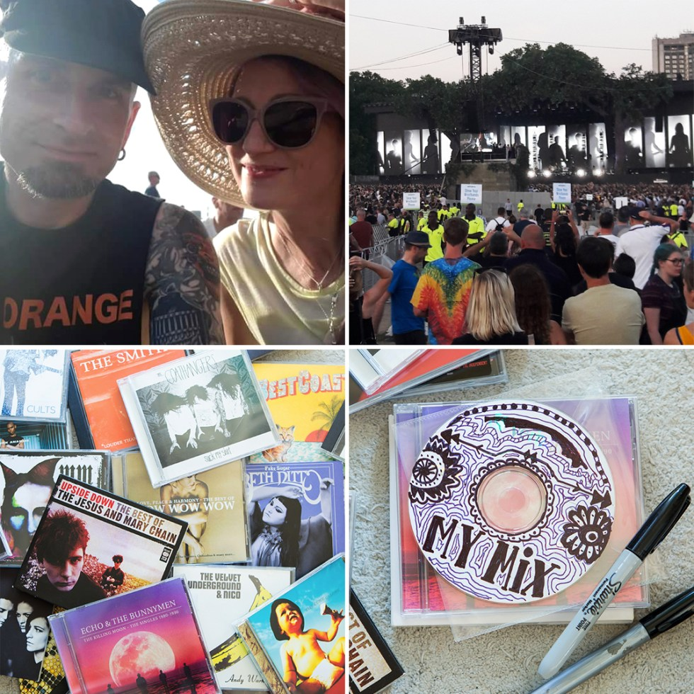 52 Weekends No.40 - Music in the Park | Stacy Grant