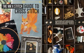Mr X Stitch Guide to cross stitch photography by Stacy Grant
