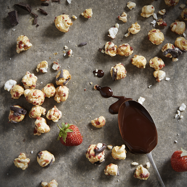 Chocolate Popcorn | Stacy Grant Photography | Tasty Tuesday