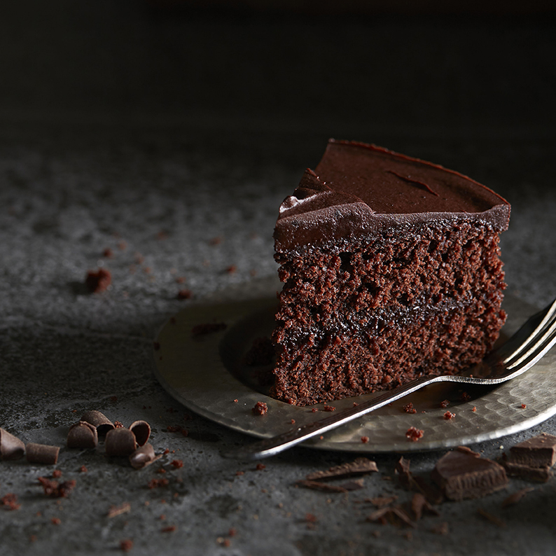 Chocolate Cake | Stacy Grant | Food Photographer