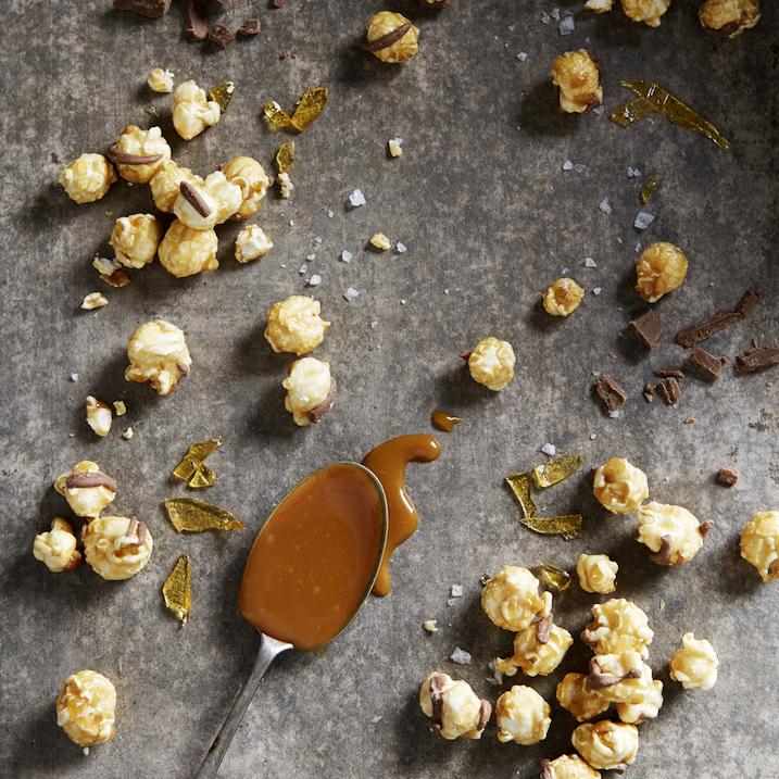 Popcorn | Caramel | Tasty Tuesday | Stacy Grant | Food Photographer UK