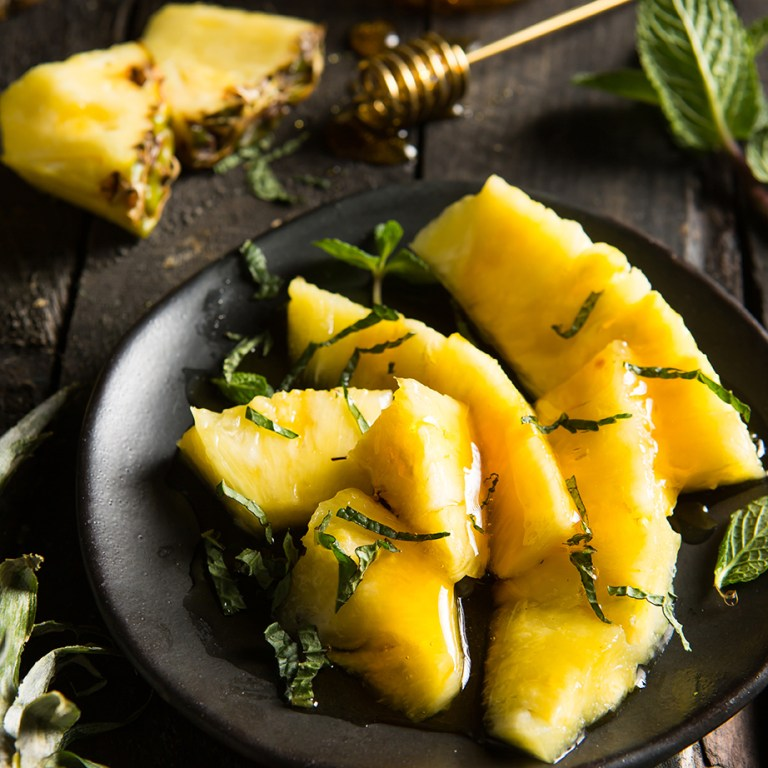 Pineapple Recipe | Stacy Grant | Food Photographer | UK