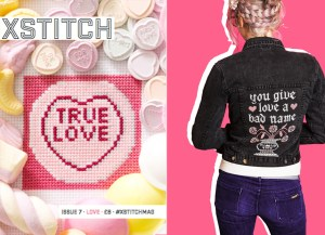 XStitch | Magazine | Issue 07 | Love | Stacy Grant Photography