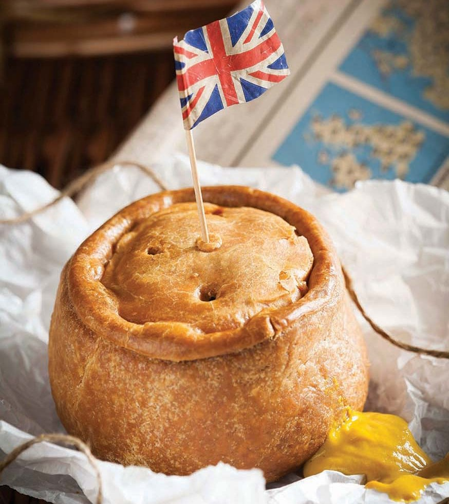 Pork Pie | Picnic | Stacy Grant Food Photography
