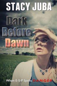 Dark Before Dawn YA supernatural suspense book