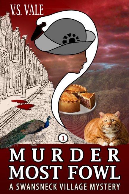 British cozy mystery author