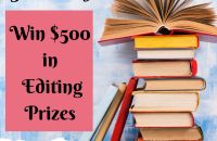 Win $500 in Editing Prizes