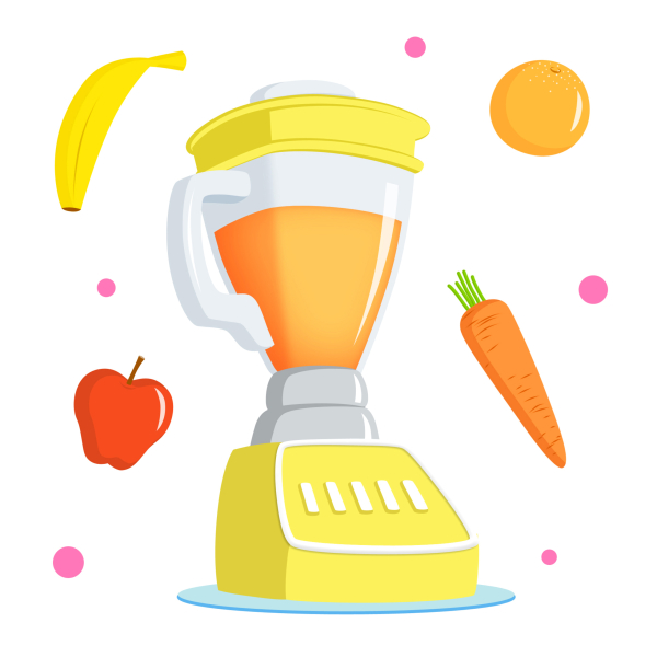 © Jpegwiz | Dreamstime.com - Juice Blender Photo