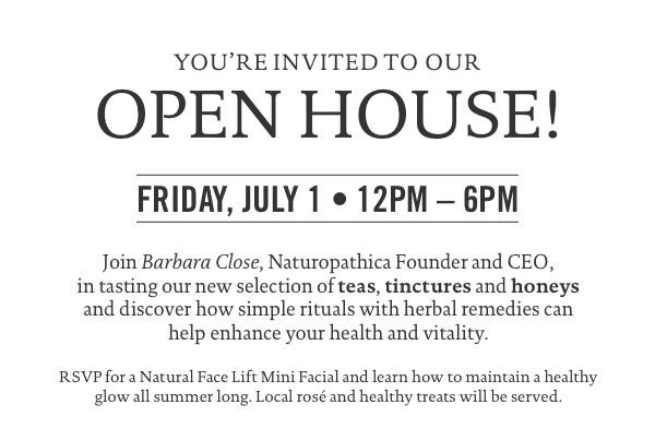NEH Open House