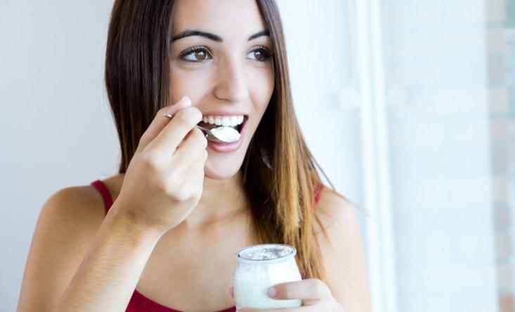 woman-eating-yogurt-fb