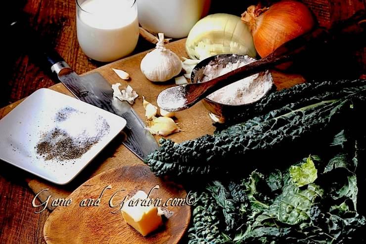 Simple Pure Ingredients make the best food!