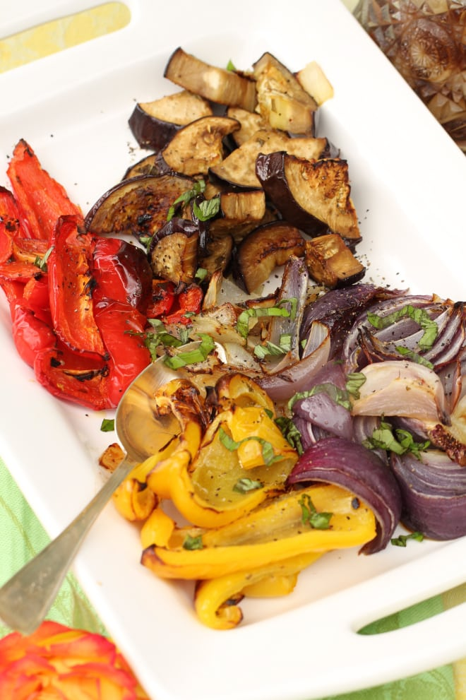 Stacy's Roasted Vegetables