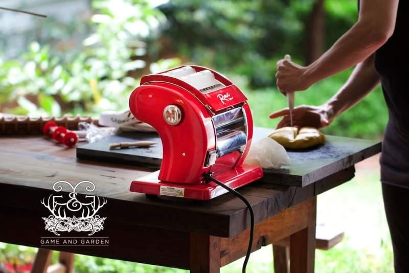 Weston's Roma Electric Pasta Machine
