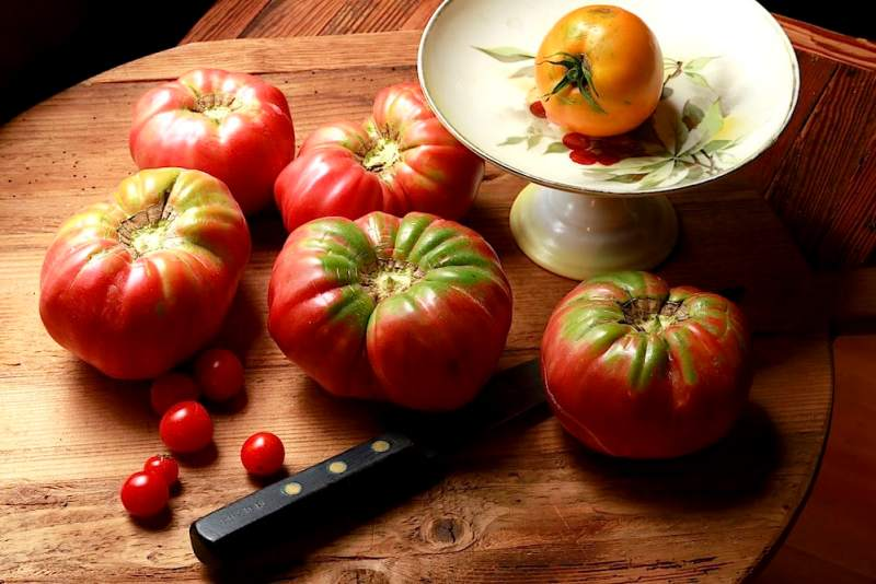 Tomatoes make everything better!!