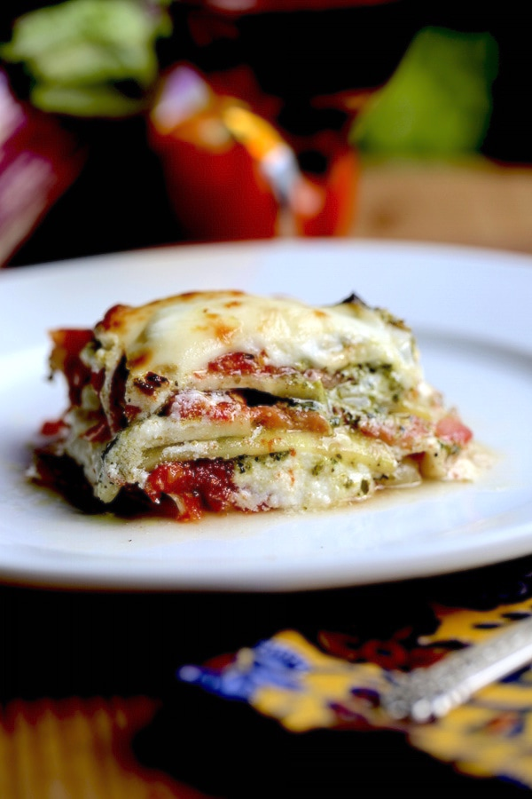 Don't get me wrong, I love my meat dishes, but Eggplant Lasagna is just as satisfying as any dish with meat! You will be amazed at the satisfaction this dish promises!