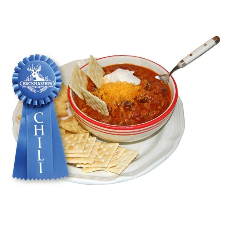 Wildgame chili is quick, easy wildgame meal.
