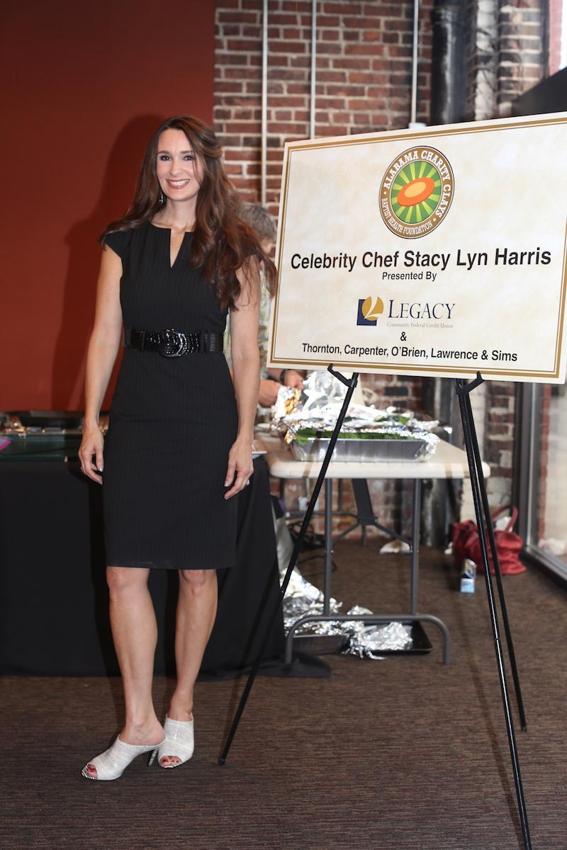 Stacy Lyn Harris Celebrity Chef Baptist Health