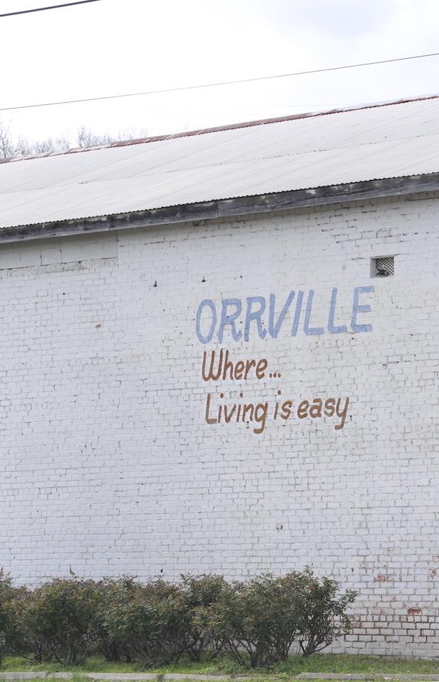 Orrville Where Living is Easy