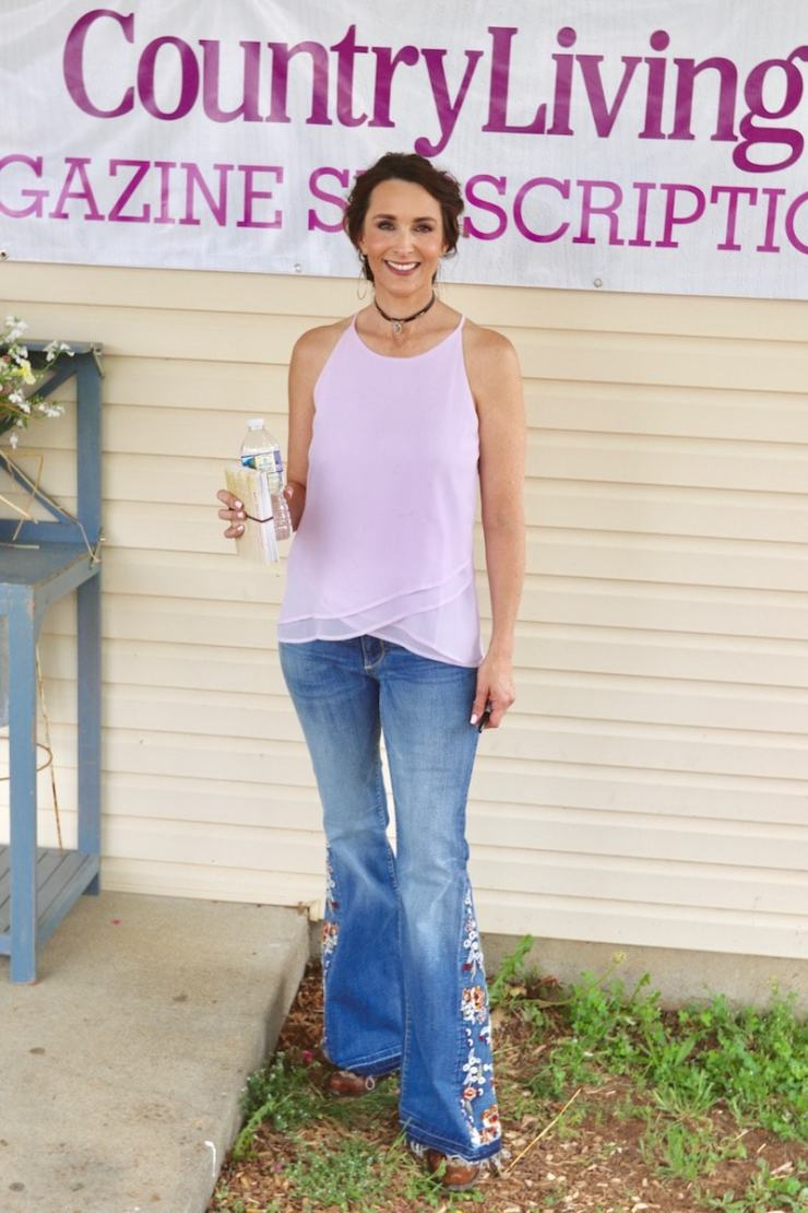 Stacy Lyn Harris/Country Living Fair 2017 - TN