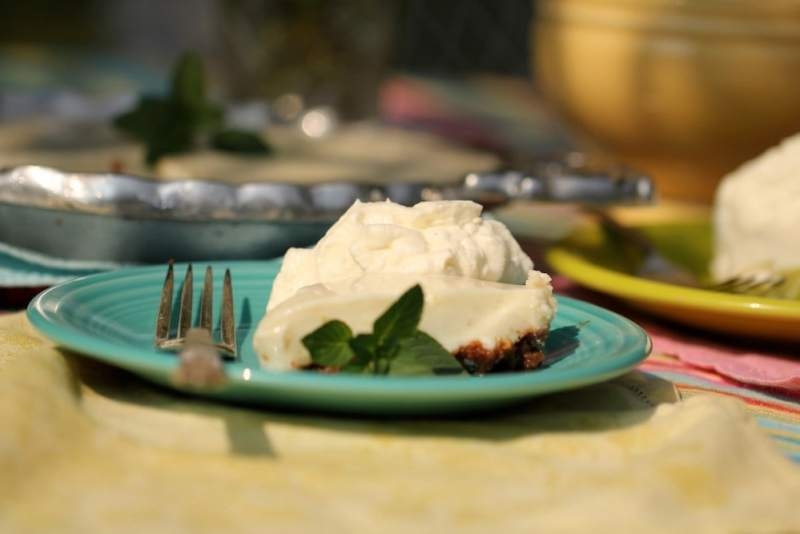 Putting a new twist on an old classic. You thought you loved Key Lime Pie before, just wait til you try my version!