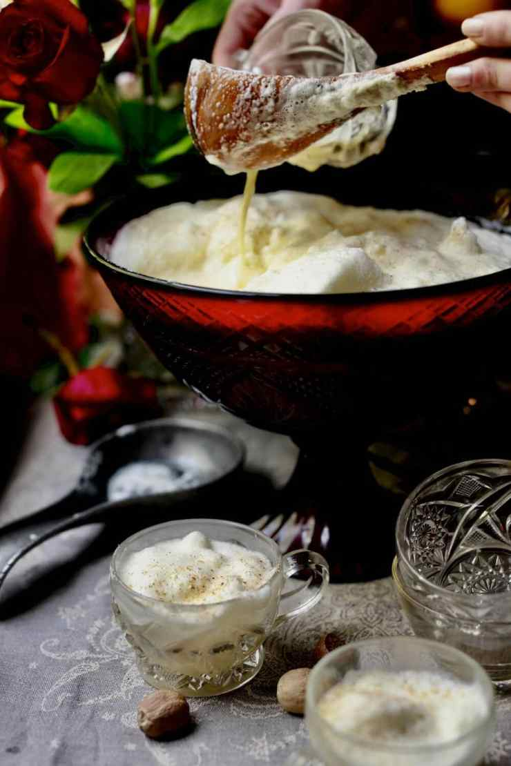 Eggnog for Christmas, recipe by Stacy Lyn Harris