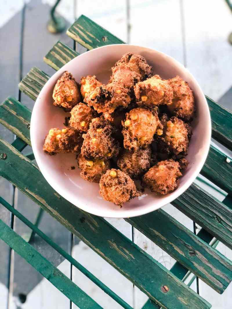 Stacy Lyn's no-fail southern hushpuppies