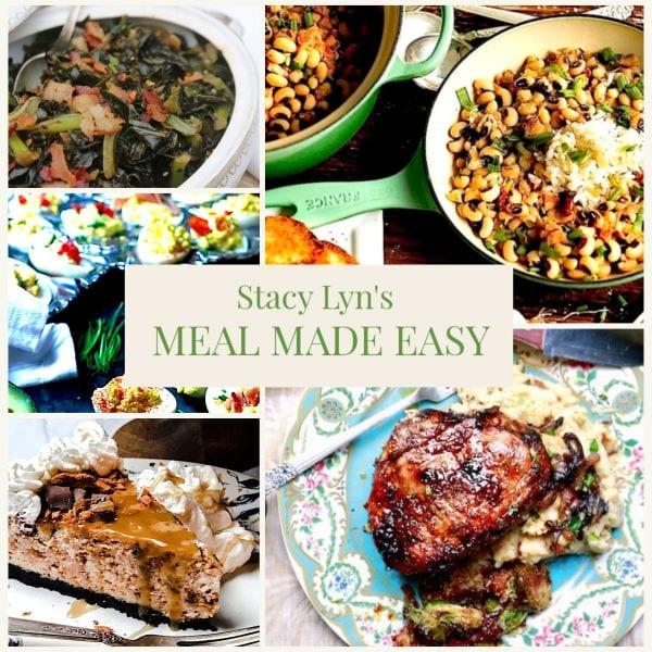 A traditional New Year's Day meal - made easy