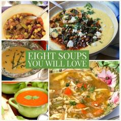 soup recipes roundup