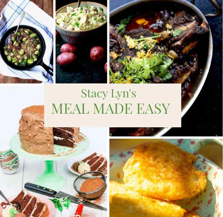 braised short ribs meal made easy