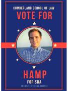Vote for Hamp!